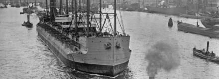 Rotterdamse havens … glashelder
