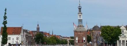 Schepen arriveren in Alkmaar (video)