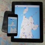 App voor ligplaatsen onderweg