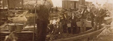 Turftocht in 1878