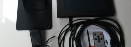 Korting ECDIS schermen