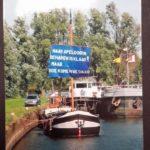 Vaar(t)weg? Petitie Apeldoorns Kanaal helpt!