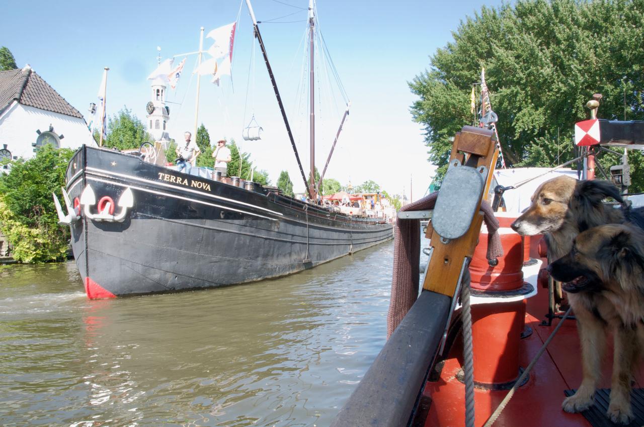 Sail Leiden overzicht
