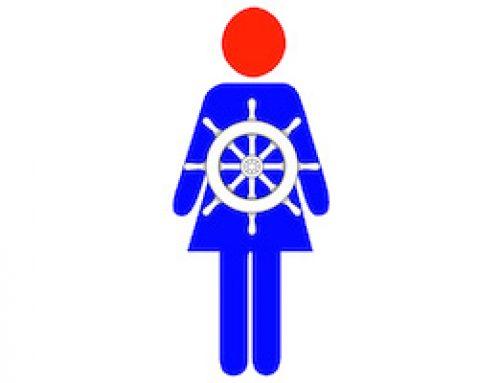 Nieuwsbrief 5 van de werkgroep stuurvrouwen