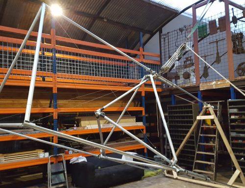 Opbouw BOOT Holland gaat beginnen