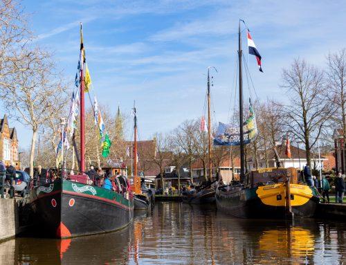 Tjalkendag 2020: 21 maart in Vollenhove, met Thecla Bodewes