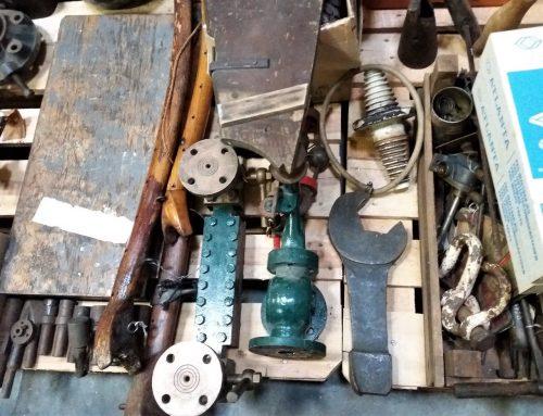 Scheepvaart-museum biedt historische voorwerpen aan