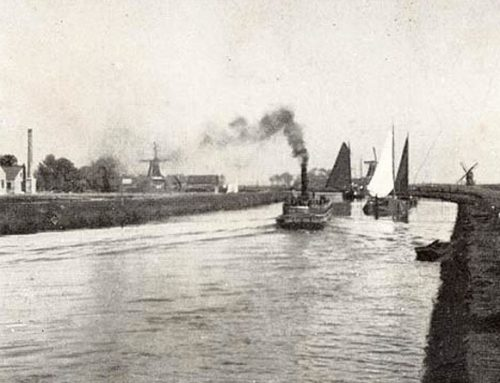 125 jaar Nieuwe Kanaal plus aanbrengtocht Winschoten