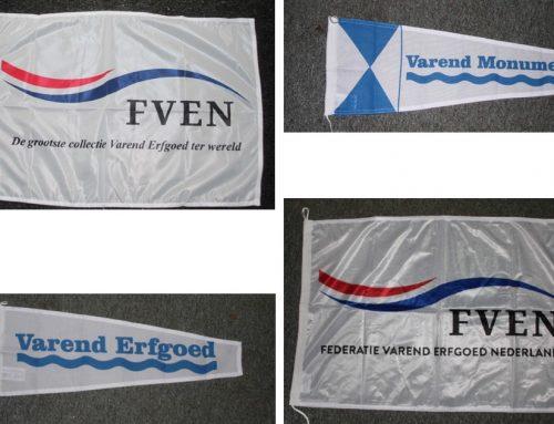 Vlaggen, wimpels en meer van FVEN/RVEN
