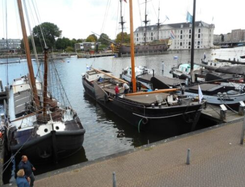 Van Amsterdam via via naar Almere