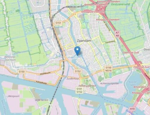 Tijdelijke ligplaats Zaandam