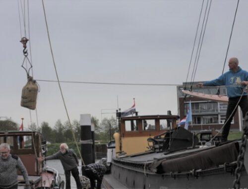 De zak met lijnzaad van Geertruidenberg naar Tilburg
