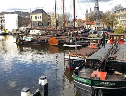 LVBHB doet onderzoek naar financiering van varende woonschepen