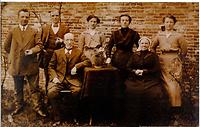 Familie Elbers, ca 1915
